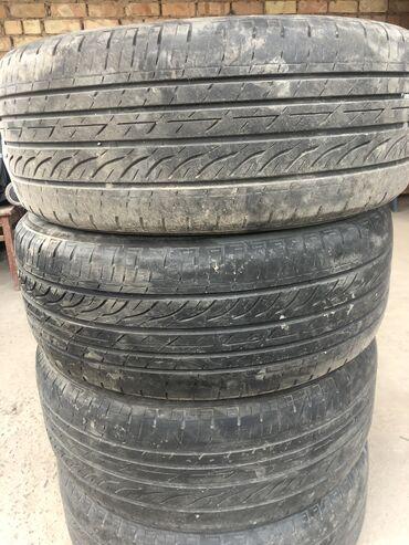 Шины и диски - Шопоков: Продаю резину комплект Bridgestone 235/50R18