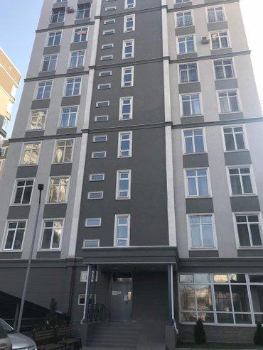 Продаю отличную теплую элитную квартиру под самоотделку в центре в Бишкек