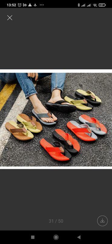 Мужская обувь - Кыргызстан: Шлепанцы по выгодным ценам. Скоро сезон. Успейте заказать Новинки. Зак