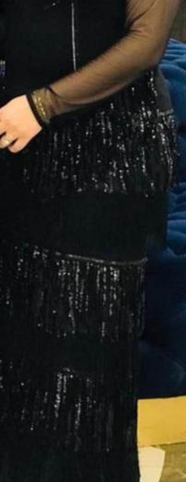 вечерние платья 48 размера в Кыргызстан: Продаю вечернее платье размер 48-50