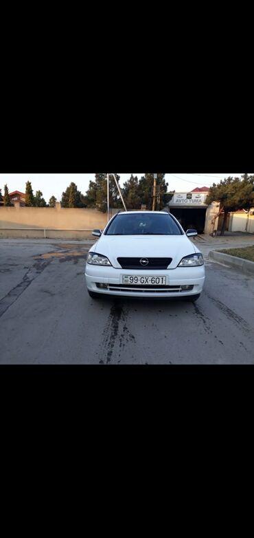 Opel Azərbaycanda: Opel Astra 1.7 l. 1999 | 490000 km