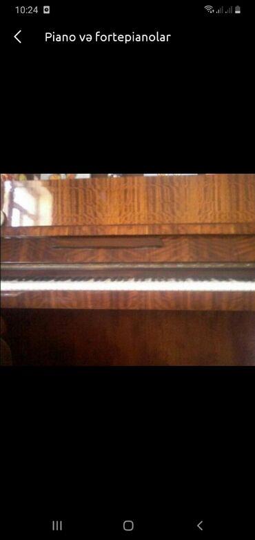 belarus piano - Azərbaycan: Belarus piano  Köklənməyə ehtiyacı var