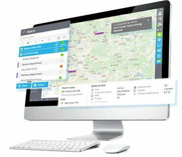 GPS мониторинг вашего транспорта