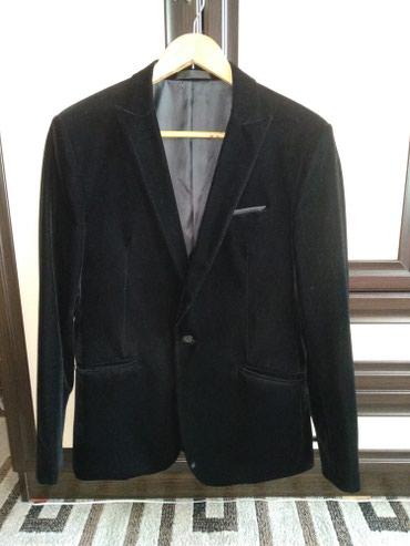 Мужской бархатный пиджак в идеале в Лебединовка