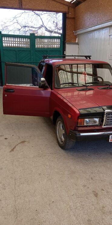 Транспорт - Кашат: ВАЗ (ЛАДА) 2107 1.6 л. 2006 | 65000 км