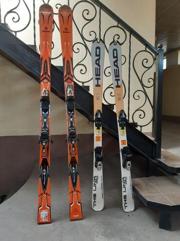 Спорт и хобби - Военно-Антоновка: Продаем лыжи в связи с переездом, а так бы не отказались от своих
