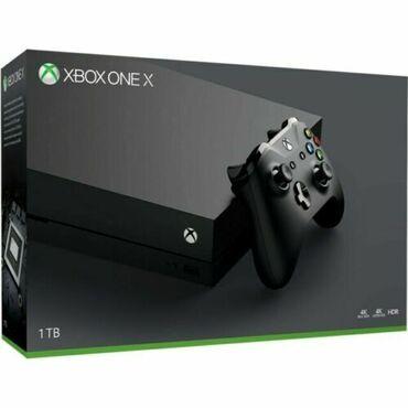 Microsoft Xbox One X 1TB 4K Ultra HD Gaming Console - Brand New -