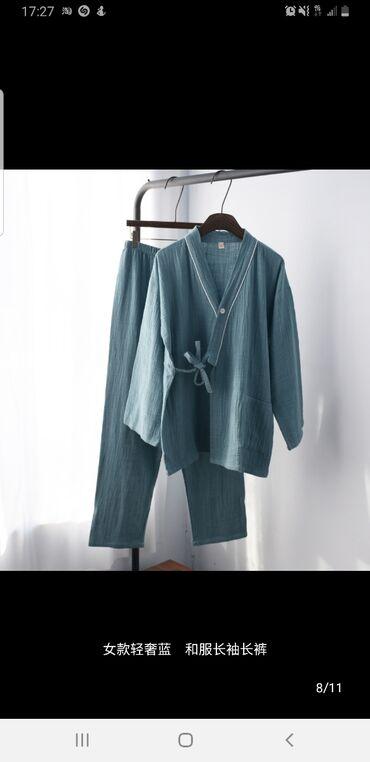 Муслиновые пижамы