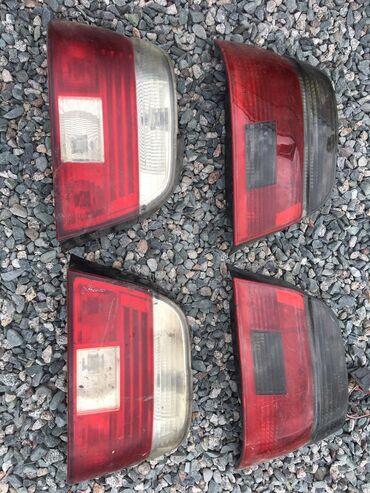 Задние плафоны на БМВ е39 #BMW e39. Большой ассортимент. Есть