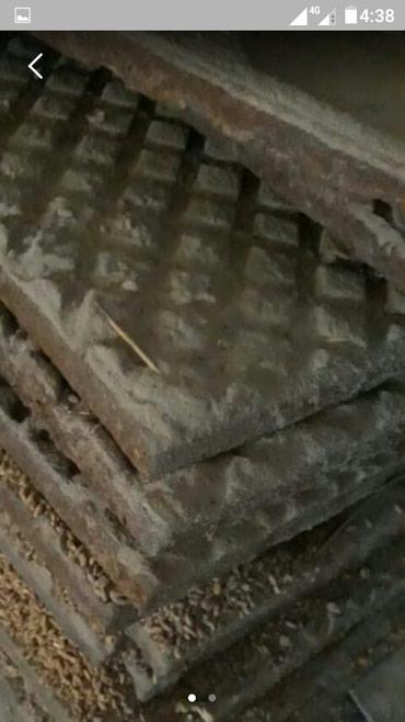 Листы рифленные. доставка. в Бишкек