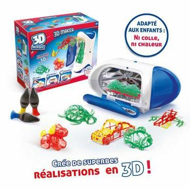 3D Magic maker +бесплатная доставка по КРis a revolutionary toy that