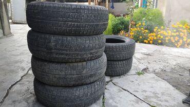 Автозапчасти и аксессуары - Беловодское: Продаются японские шины фирмы BRIDGESTONE комплект (4шт) 185/60/15 Фир