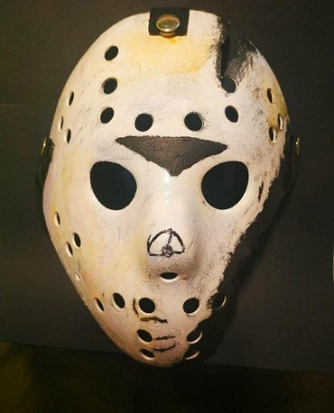 Friday the 13th part 7 mask σε Πειραιάς