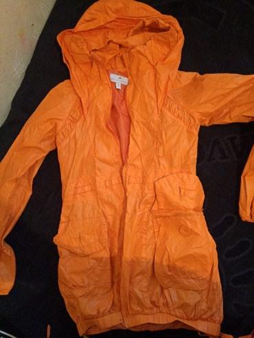 Удленненная куртка-ветроака, Индонезия, размер 42-44.уена 500сом. в Бишкек