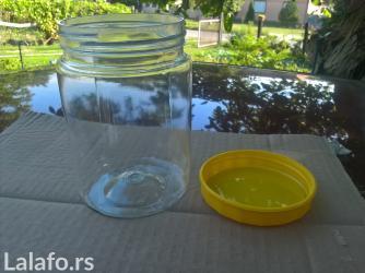 Plastične tegle 0,37 ml za 0,5 kg meda, pakovanje 50 kom 1000 din. - Stara Pazova