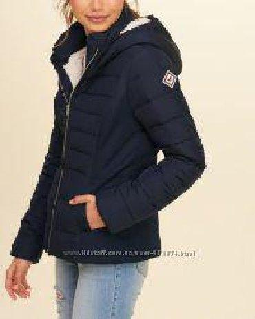 меховые пинетки в Кыргызстан: Продаю куртку фирмы холлистер hollister. Оригинал с америки. Размер м