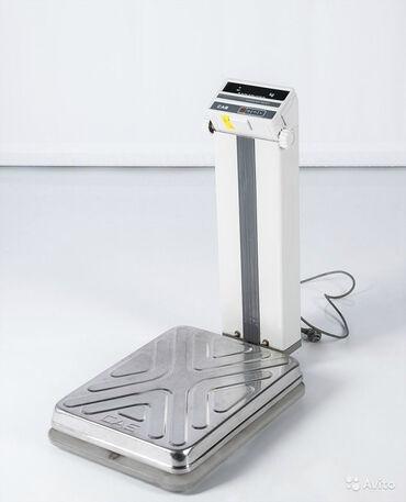 станок токарно винторезный повышенной точности в Кыргызстан: Весы торговые напольные CAS DB-H 150 — практичные платформенные весы