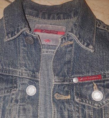 Lee cooper original teksas jakna. Prelepa. Kao nova. Za 4-5 godina - Belgrade