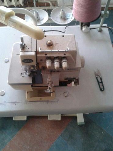 Продаётся оверлок трёх нитка,и швейная машинка.цена договорная. в Каинды