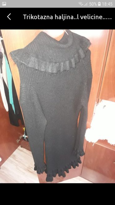 Trikotazna-pamuk - Srbija: Trikotazna haljina