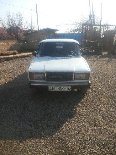 İşlənmiş Avtomobillər Qusarda: VAZ (LADA) 2107 1.6 l. 1990 | 61500 km