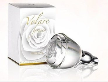 be the legend oriflame в Кыргызстан: Парфюмерная вода volare forever oriflame