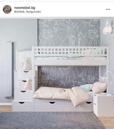 Ккровати для деток в Бишкек
