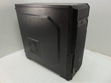 домашний бу компьютер в Кыргызстан: Игровой 2020год core i5-7400Мощный, отличный компьютер, все детали в