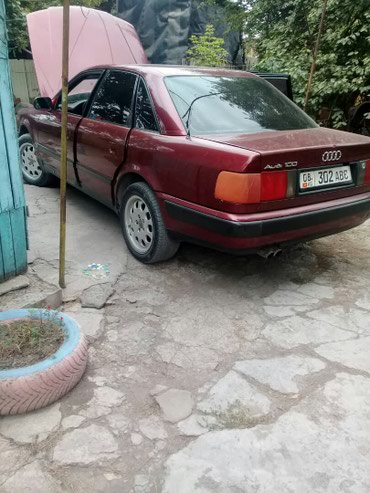Audi S4 1991 в Лебединовка