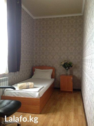 Сдаю комнаты в гостинице в центре города Кант. Евроремонт, плазма, в Кант
