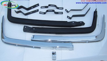 Mercedes W107 R107 bumper in stainless steel in Banepa