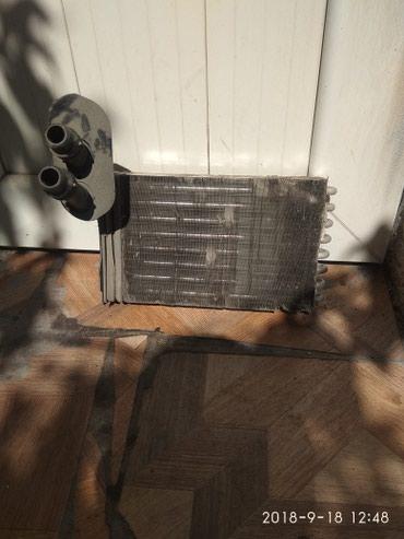 Радиатор печки от ВАЗ 21099 цена 500сом. в Бишкек