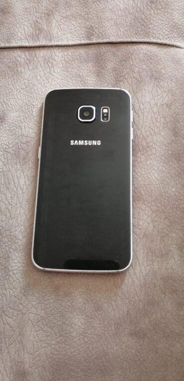Samsung - Novxanı: Samsung S6 edge satilir. Ekran catdi amma iwlemeyine problem yaratmir