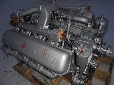 Продам Двигатель ЯМЗ 238НД3. Устанавливается на МАЗ, КАМАЗ, Урал, в Джалал-Абад