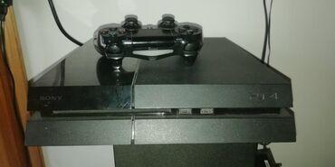 playstation pc в Кыргызстан: Продаю PS4 в комплекте шнуры и один геймпадНемного шумит, нужно