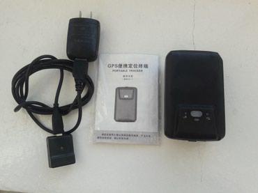 Аксессуары для авто в Кант: GPS Трекер. Стандарт GSM. Работает от сим-карты. 3500 сом