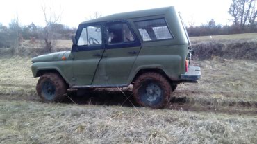 UAZ 31512 1998 - Pirot