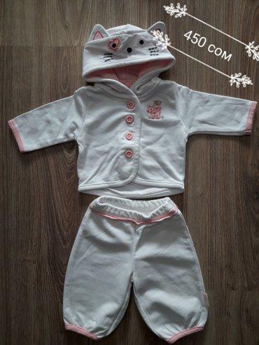 костюмчики и комплекты на новорожденных carter's, турция. размеры от 0 в Бишкек