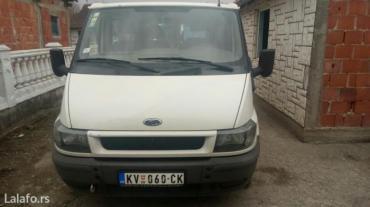 Ford - Srbija: Ford Transit 2006 | 23000 km