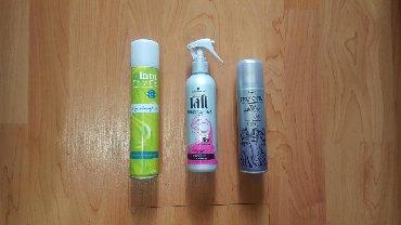 сыворотка для сухих кончиков волос в Кыргызстан: Лак для волос, сухой шампунь и термозащита для волос полные только