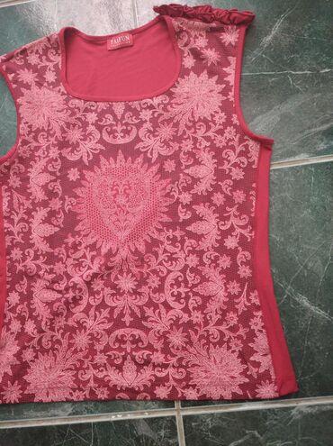 Ženska odeća | Cuprija: Bluzica kombinacija pamuka I poliestera 38 velicina