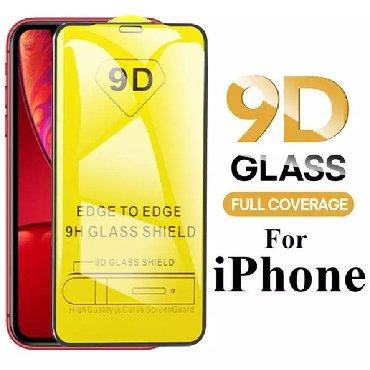 Zaštitno staklo   Srbija: Iphone 11 Pro Max 9D zastitno staklo. Kompletna zastita za vas