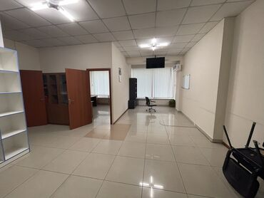 Офисное помещение 56кв.м .Удобный офис с кухней .В центре города напро