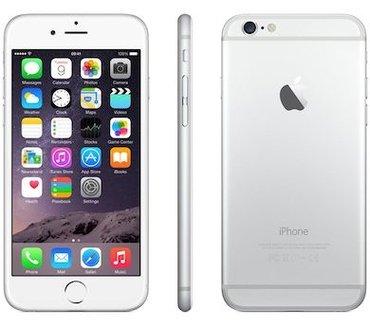 Iphone 6/16 silver с дубай привезен в Бишкек