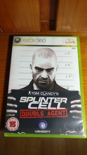 Xbox 360 & Xbox | Srbija: Splinter Cell Double Agent Xbox 360  Polovna igra za Xbox 360 koja je