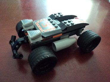 Lego 8137 Racers Booster Beast Used 100% complete with original σε North & East Suburbs