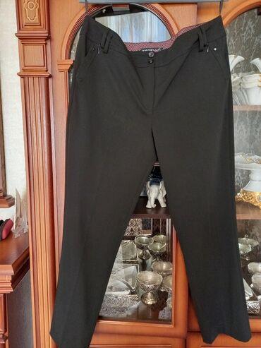 Продаю женские брюки 50 52 размера с высокой посадкой7/8