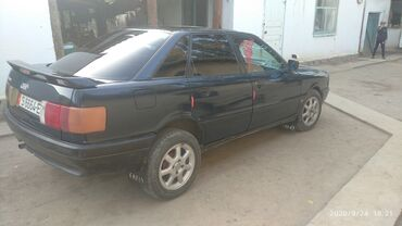 Audi - Кыргызстан: Audi 80 1.8 л. 1990