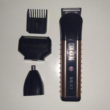 bmw x3 25i mt - Azərbaycan: Braunstar saç qırxma aparatı (BS-X3)