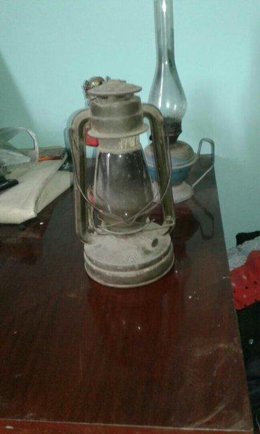 Продаю лампы керосиновые б/у советские в хорошем состоянии в Бишкек